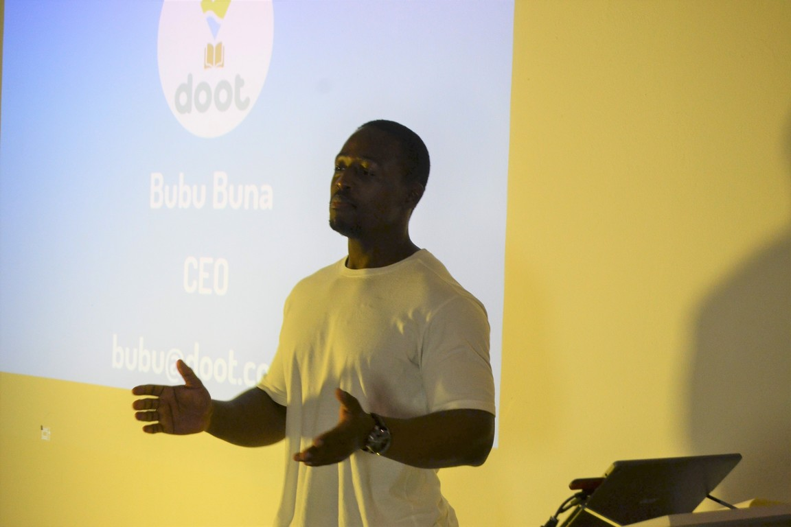 "And Africa held a startup event ""Early-stage Startups and Investors in Jozi Ecosystem"" in Johannesburg."